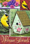 Finch Birdhouse