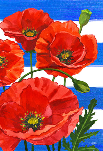 poppies-stripes